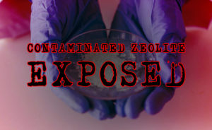 Popular Zeolite Detox Products Contaminated Heavy Metals -- All You Need To Know to Avoid the Snake Oil