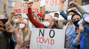 Wising Up: More than 1 out of 4 Unvaccinated Americans Believe Experimental Vaccines Are More Dangerous than Covid-19